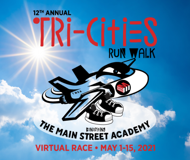 An a-MAY-zing Weekend to Enjoy the 12th Annual Tri-Cities Run Walk Featured Photo