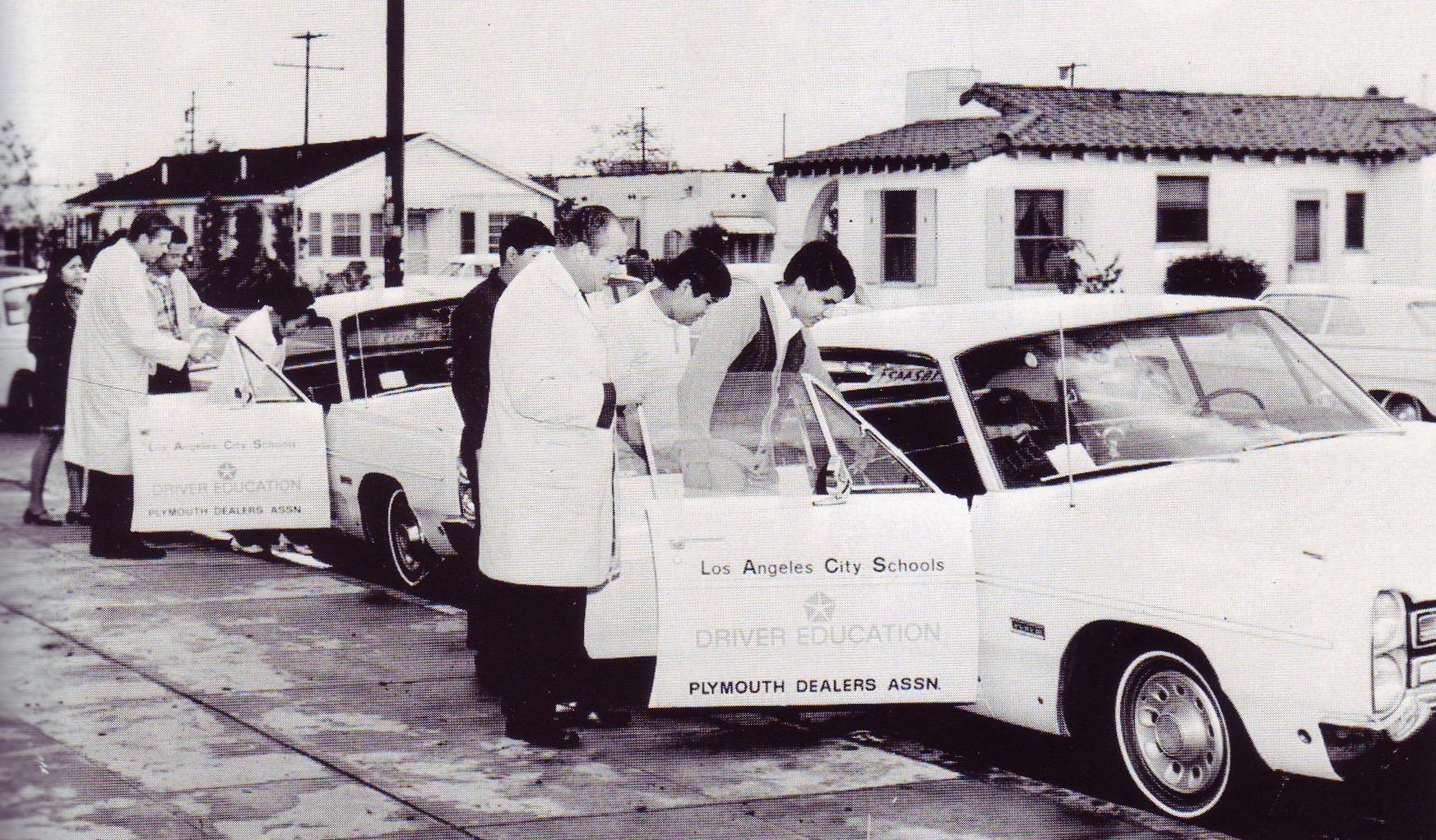 Driver's Education 1960s