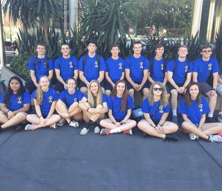 2017 Senior Class Trip to Disney