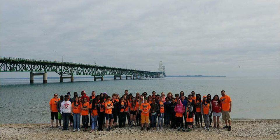 2018 Middle School Trip to Mackinaw, Michigan!