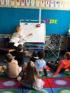 Mrs. Jen's Class