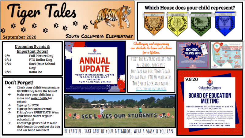 Tiger Tales Newsletter Featured Photo
