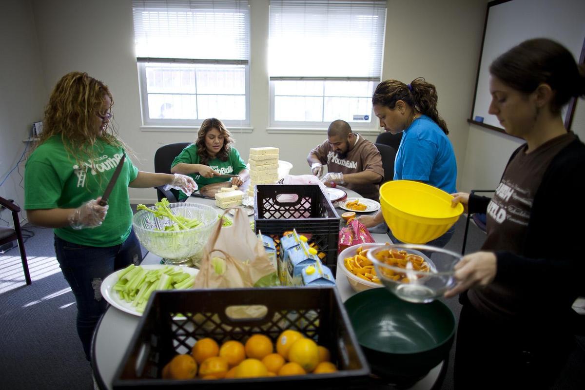 Preparing healthy foods