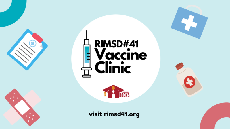 RIMSD#41 Hosting Vaccine Clinic for Staff and Students Featured Photo