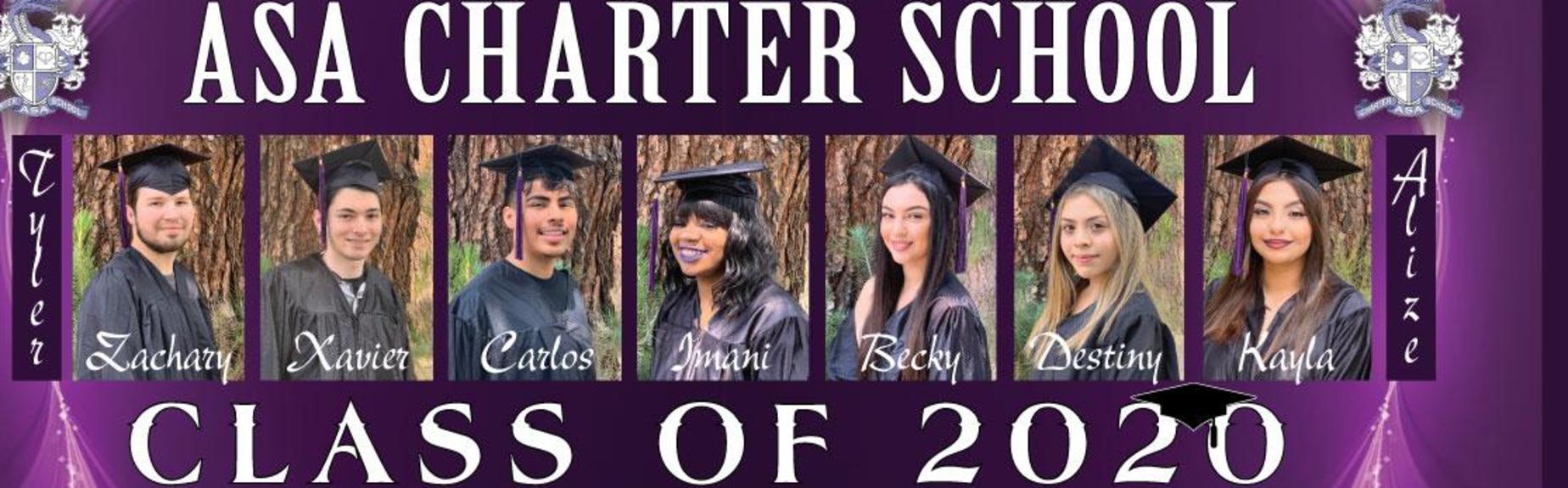 Graduates Class of 2020