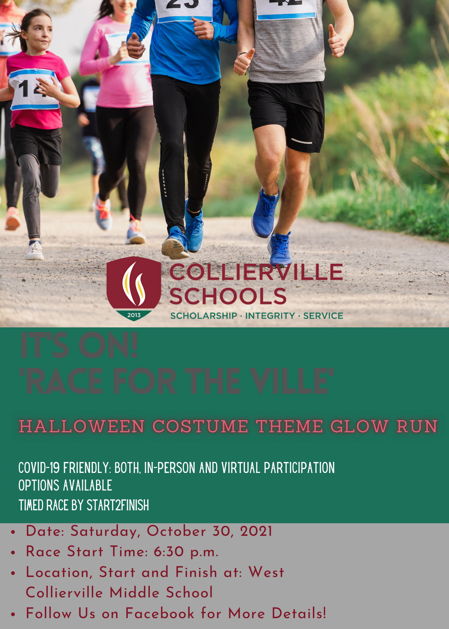 Race for the Ville