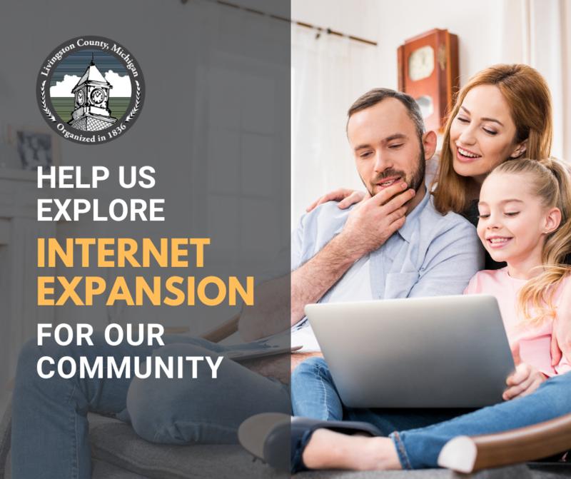 Help us explore internet expansion for our community