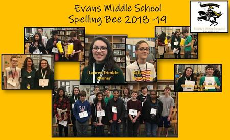 EMS 2018-19 Spelling Bee