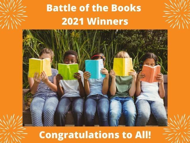 Battle of the Books winners