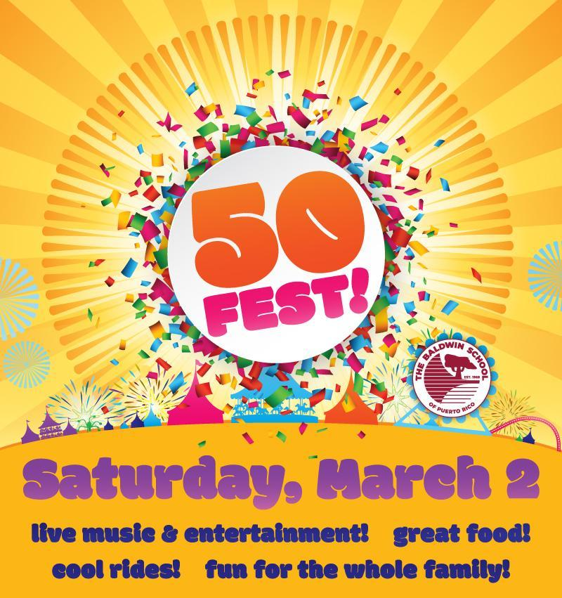 50 FEST! Featured Photo
