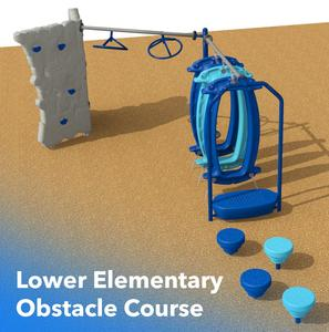 Lower Elementary Obstacle Course