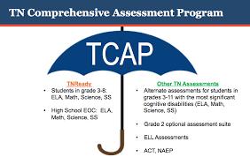 Umbrella explaining TCAP testing