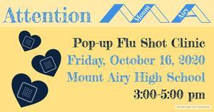 pop up flu clinic