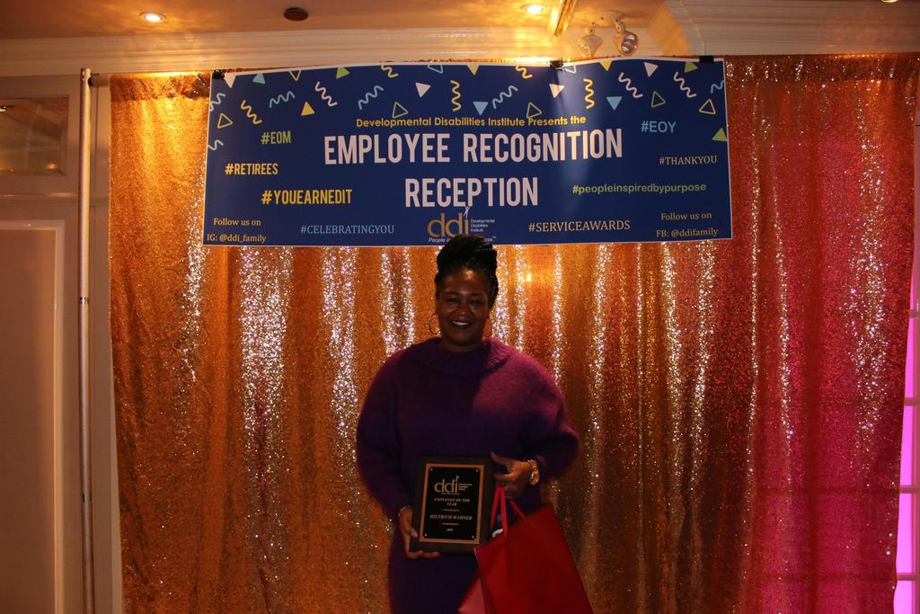 DDI's 2018 Employee of the Year