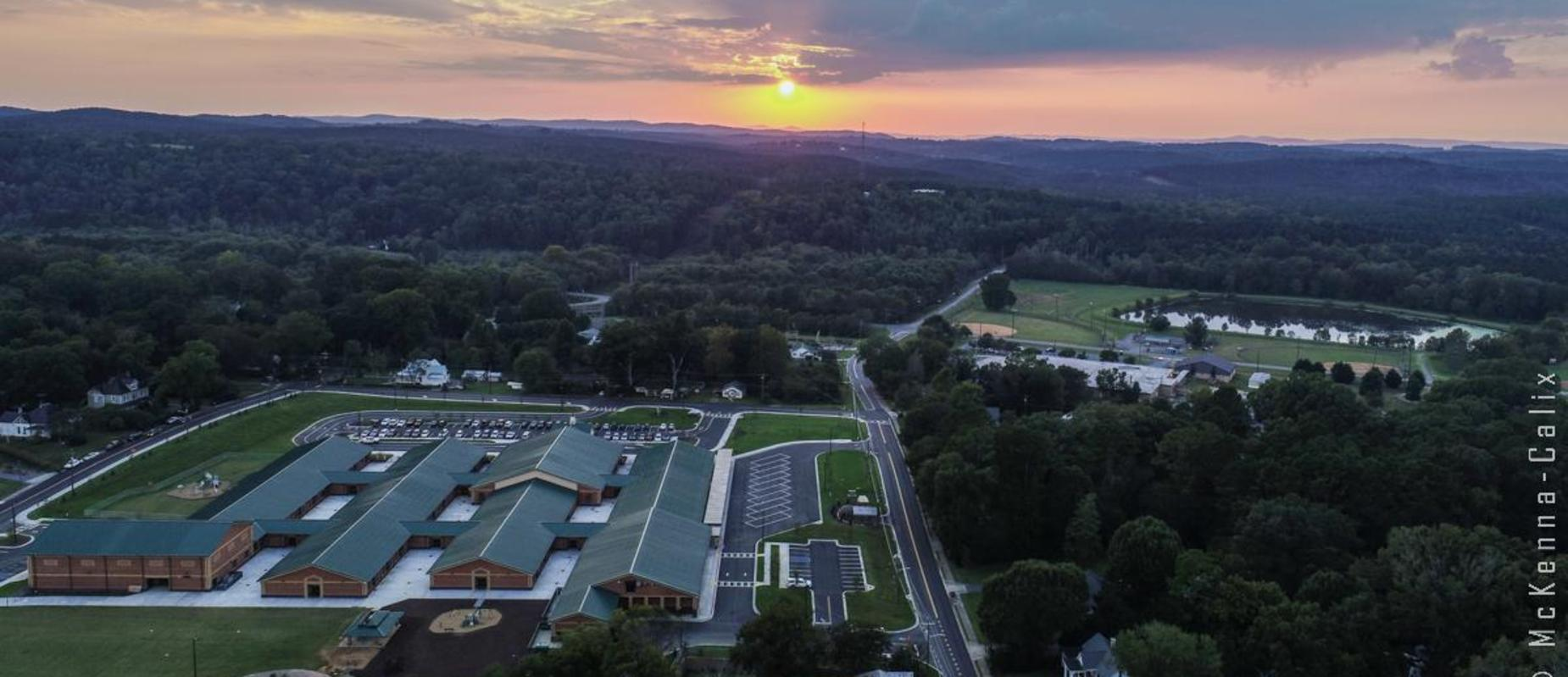AES Aerial Footage Thanks to McKenna-Calix