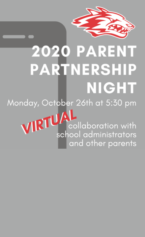 parent partnership flyer