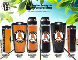 Spirit Cups Fundraiser