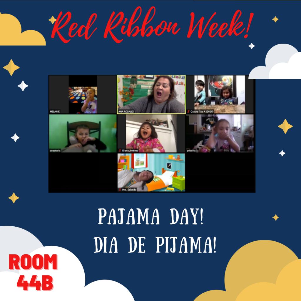 Pajama Day for Preschool