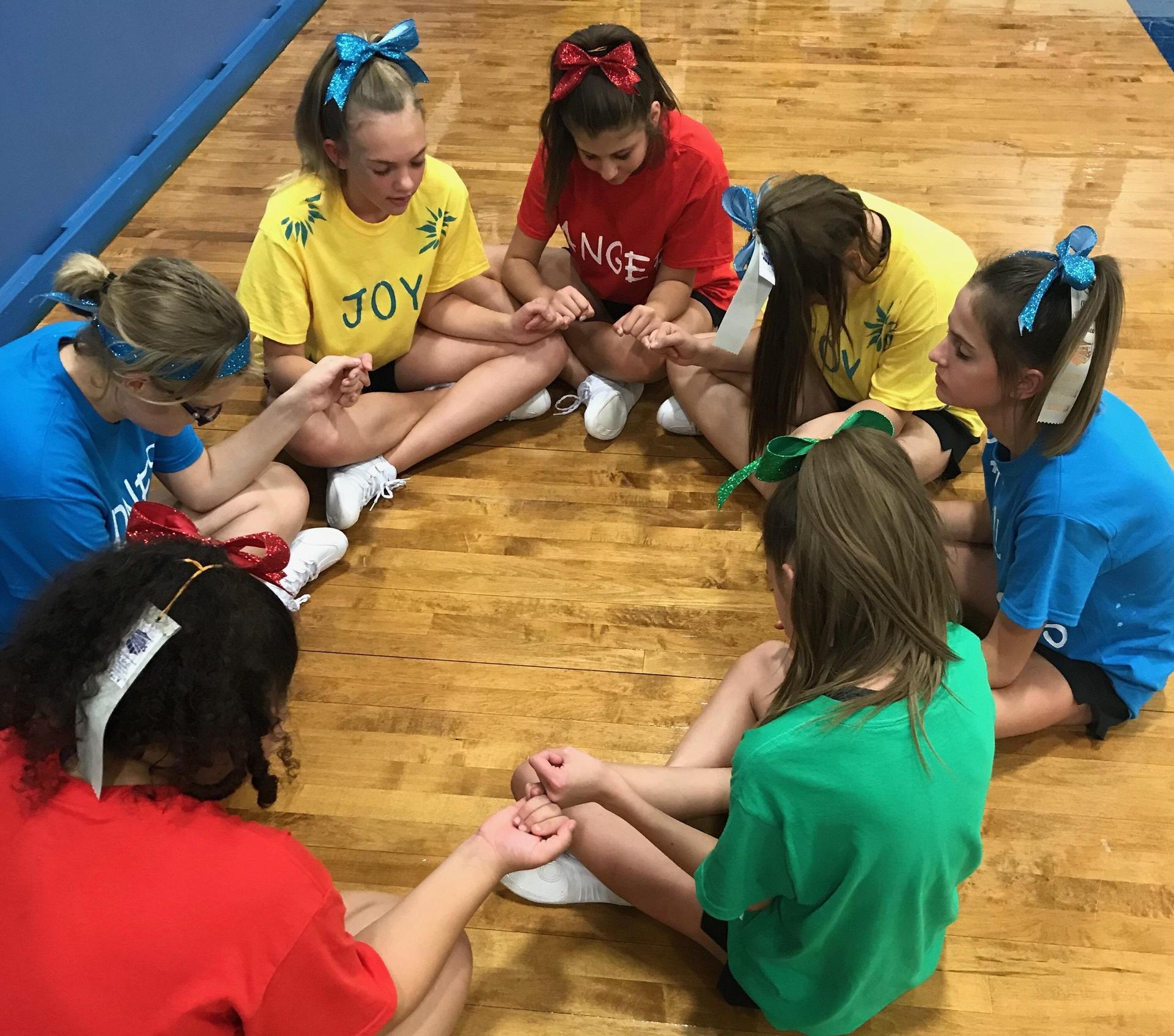 Team Time keeps us together!