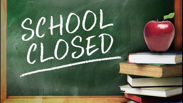 school closed clip art