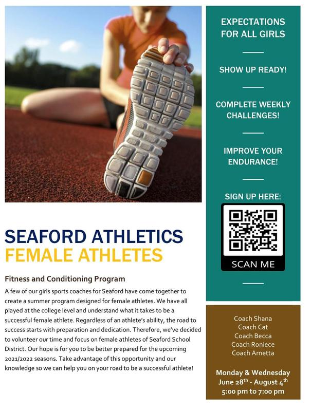 Attention Lady Jay Athletes 8th-12th grade Featured Photo