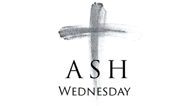 Ash Wednesday Mass 2021 Featured Photo