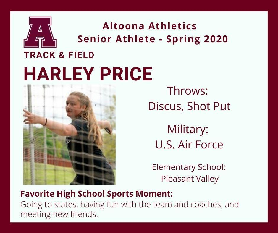 Harley Price