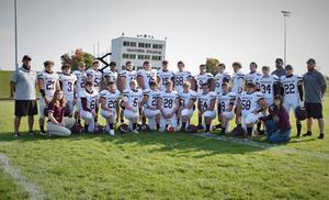 WHS Varsity Football Team