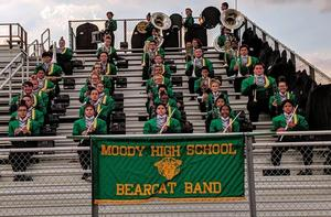 Bearcat band 2019