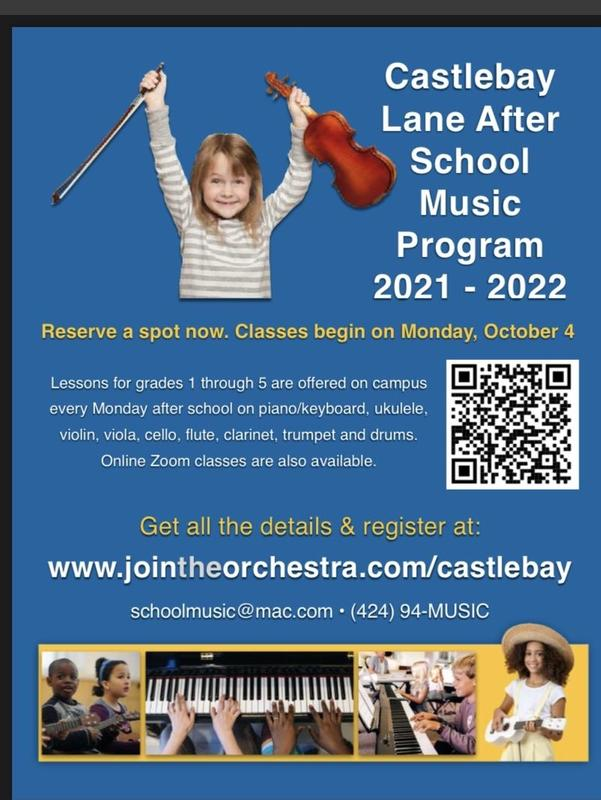 Orchestra Flyer