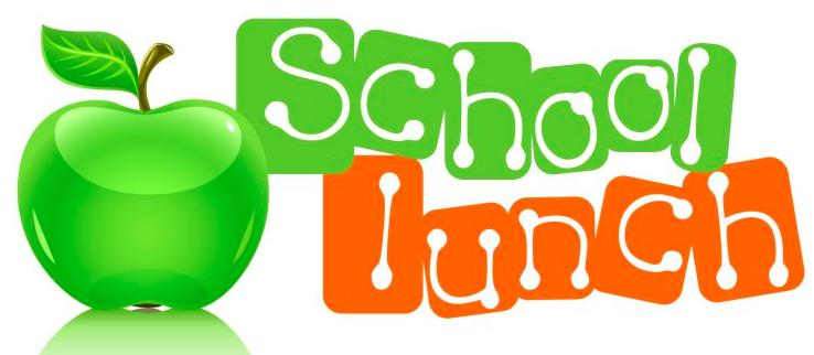 Clipart of school lunch