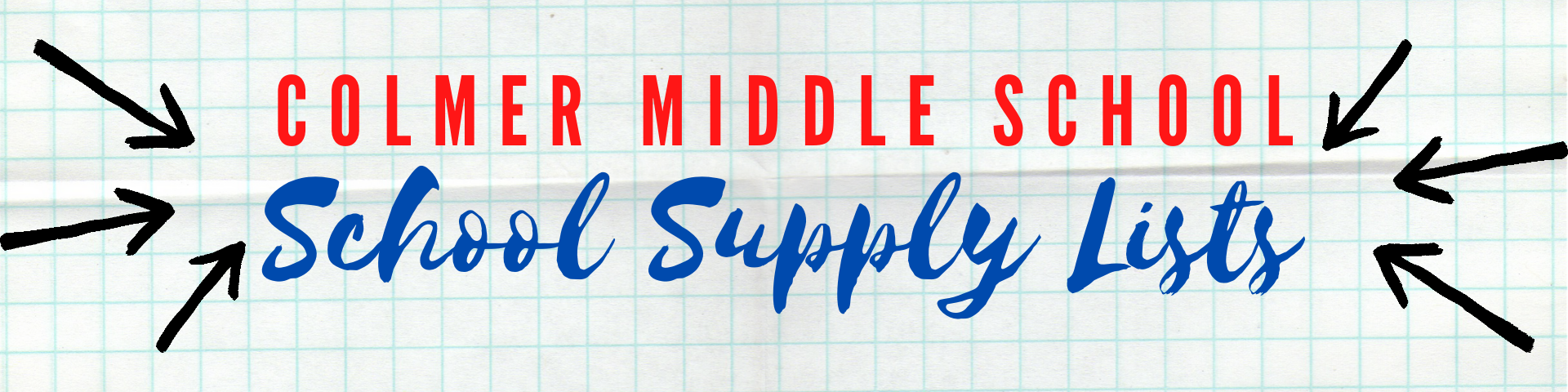 supply list header