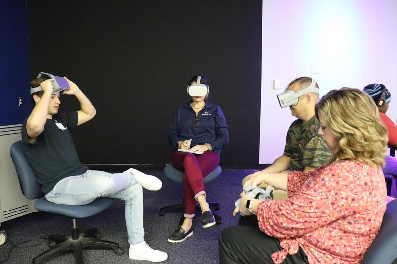 New virtual reality lab now a part of the programming at Northeast Tech Featured Photo