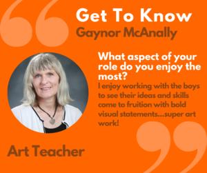 Gaynor McAnally