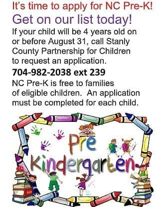 Pre-k enrollment Featured Photo