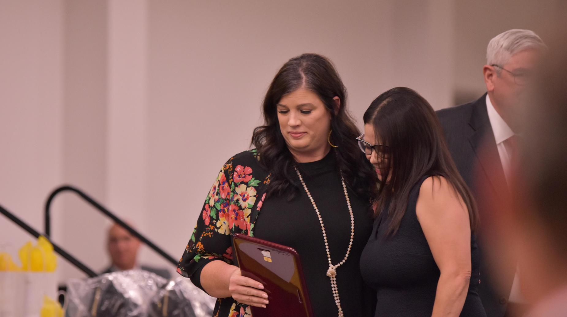 secondary teacher of the year seminole isd