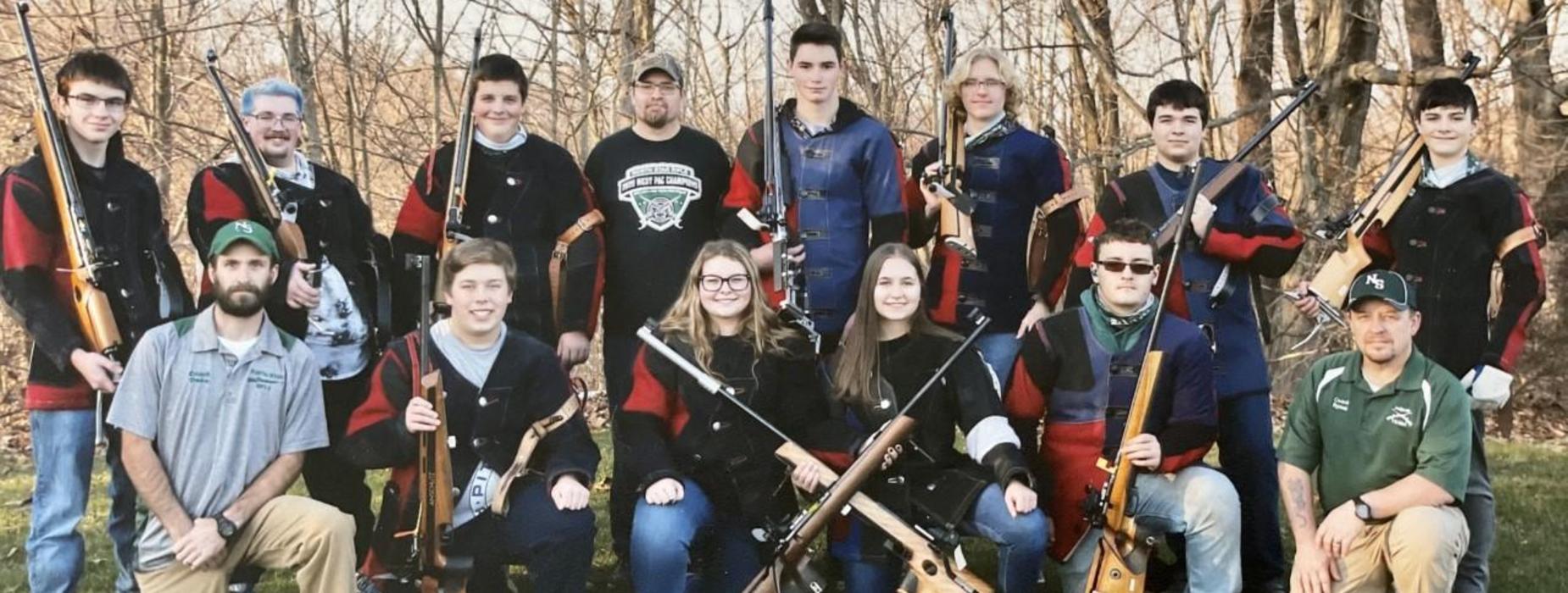 2020-2021 Rifle Team