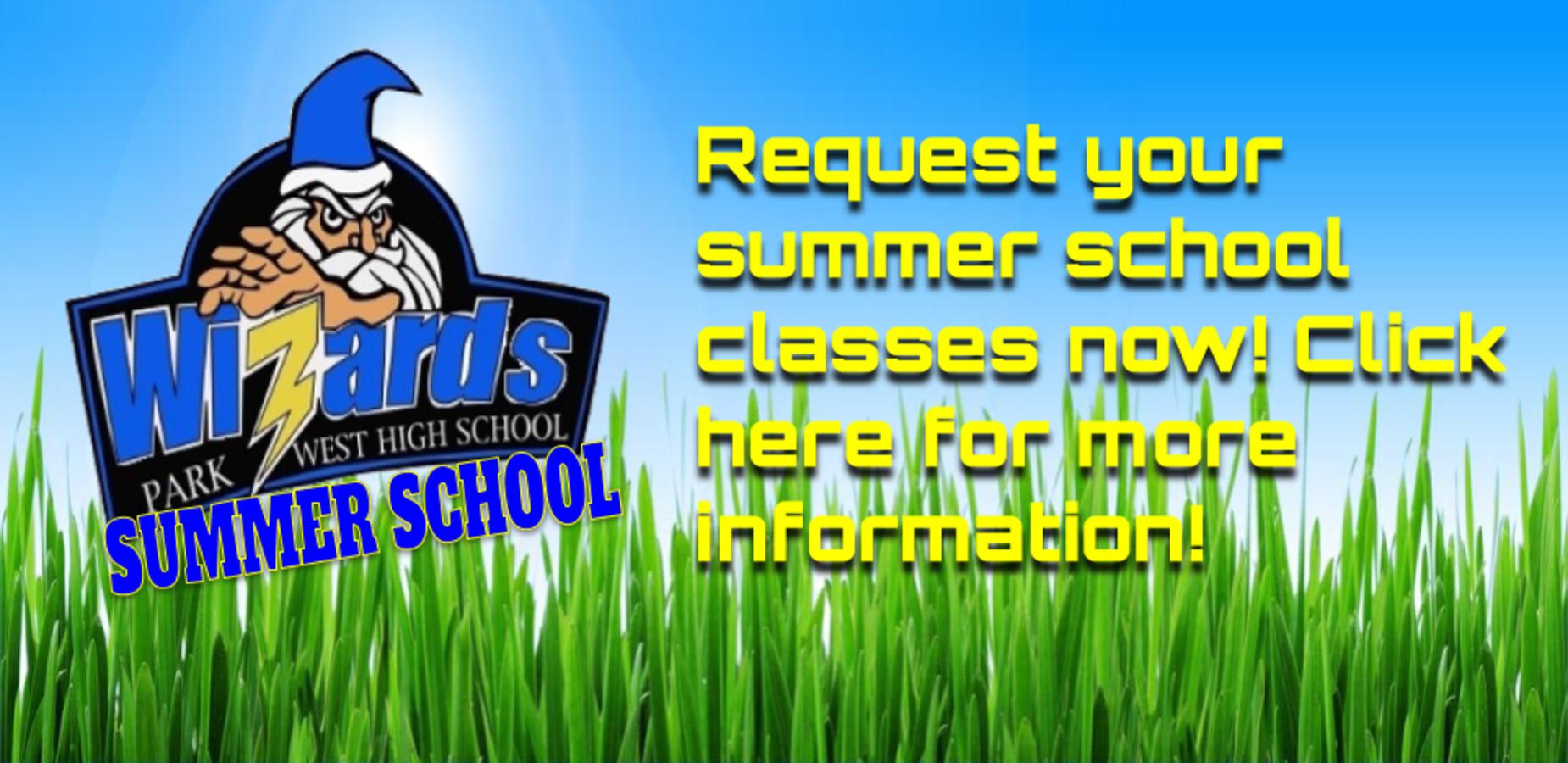 Summer School Notification