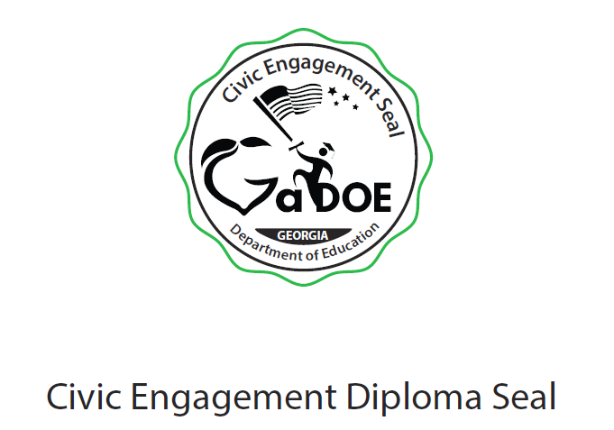 McDuffie Approved to Award Civic Engagement Diploma Seal Featured Photo