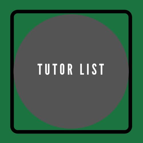 Tutor List