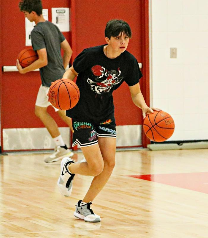 Summer Basketball Camps Conclude Featured Photo