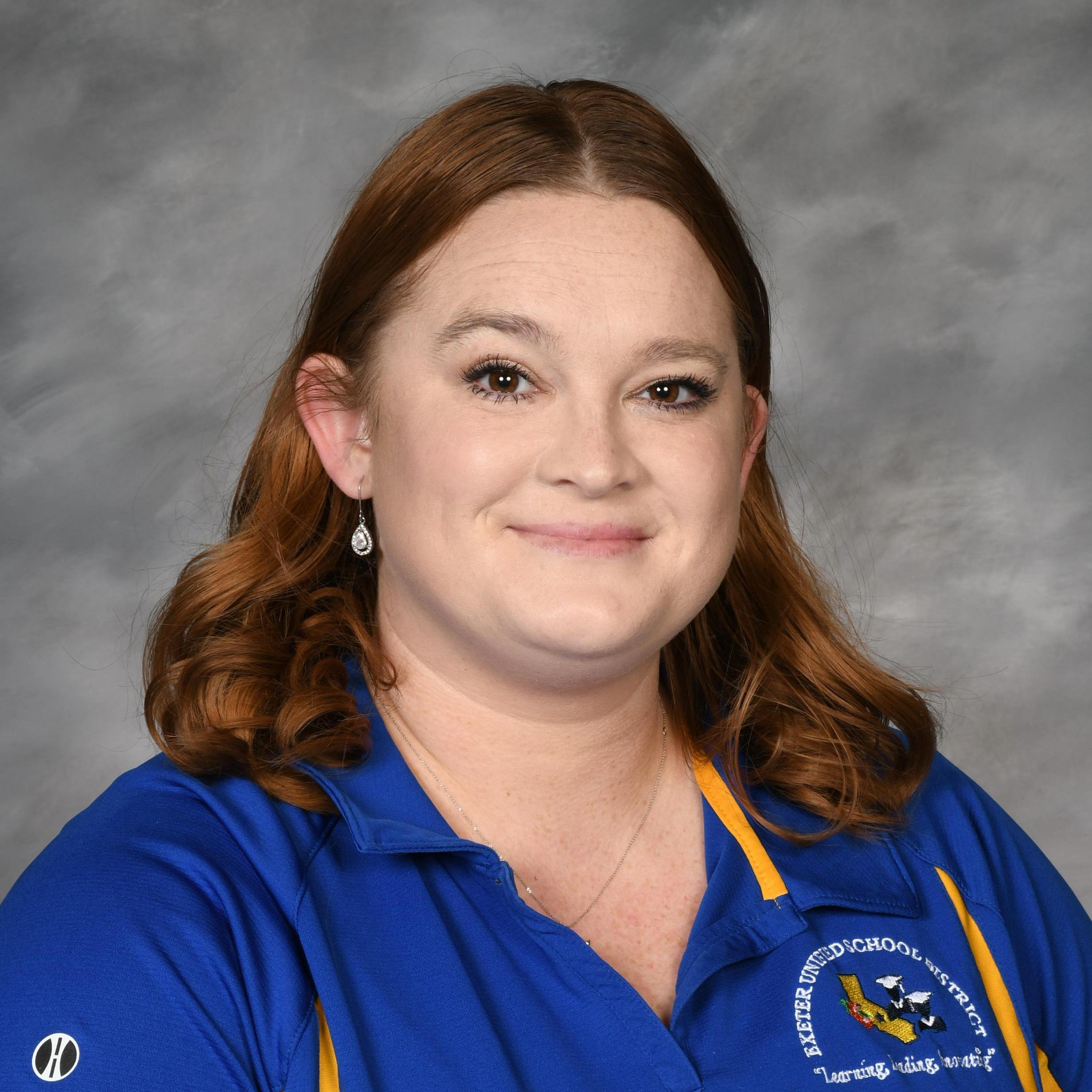 Courtney Grim's Profile Photo
