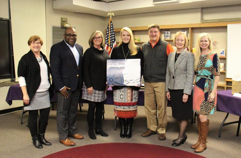 Lexington Three Celebrates School Board Recognition Month