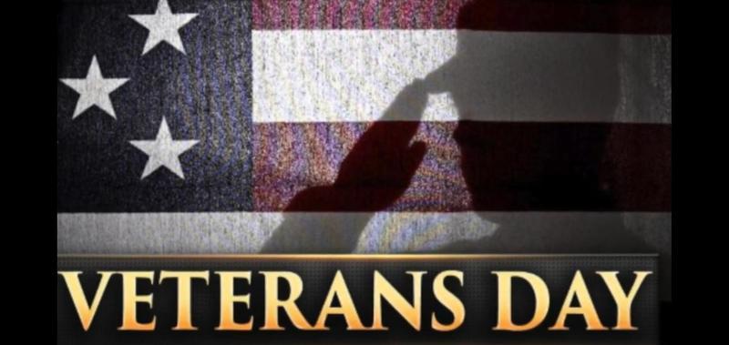 Happy Veterans Day! Thumbnail Image