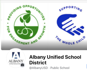 Photo of AUSD Facebook Page