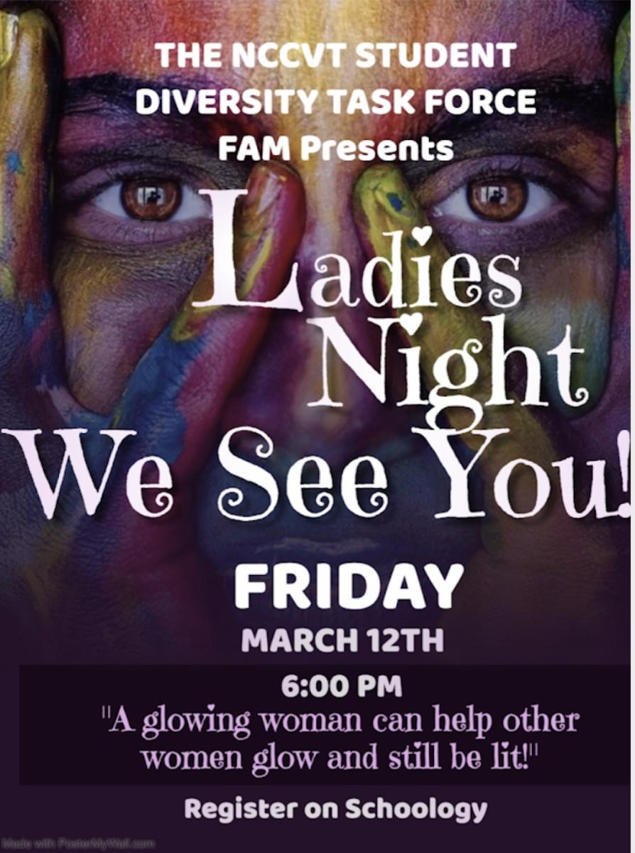 FaM Ladies Night
