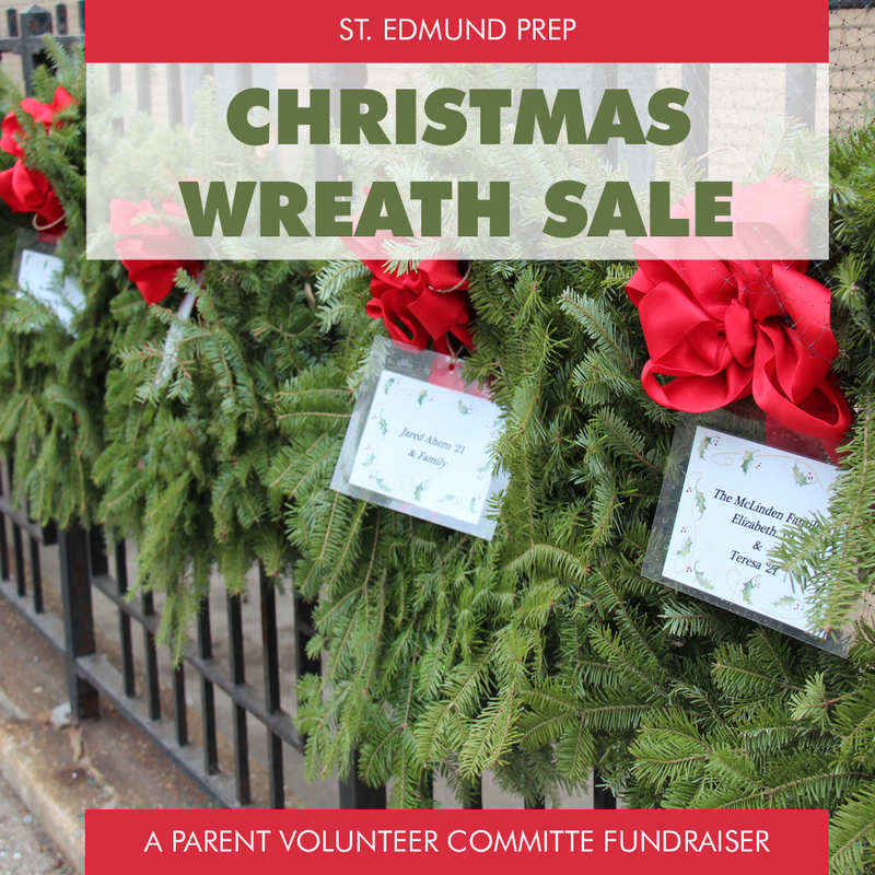 Christmas Wreath Sale Featured Photo