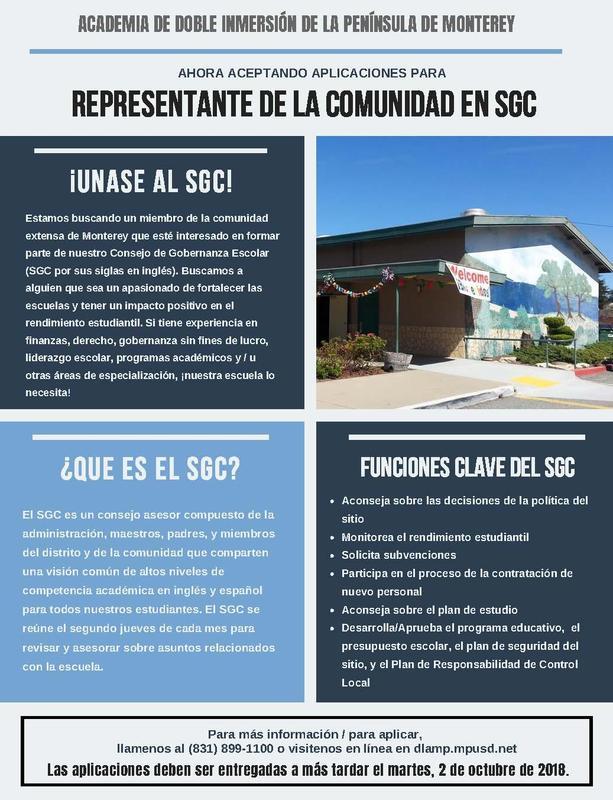 SGC Flyer