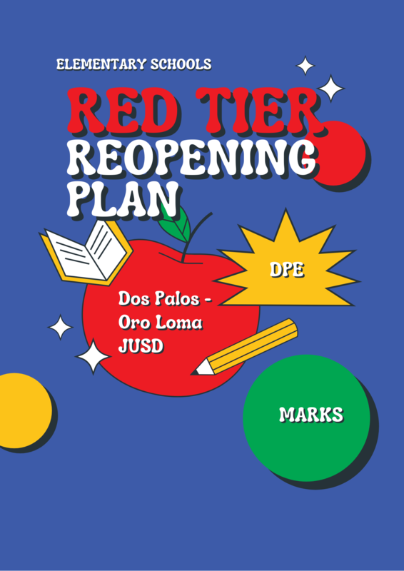 DPOL Elementary Reopening Plan (RED TIER) Featured Photo
