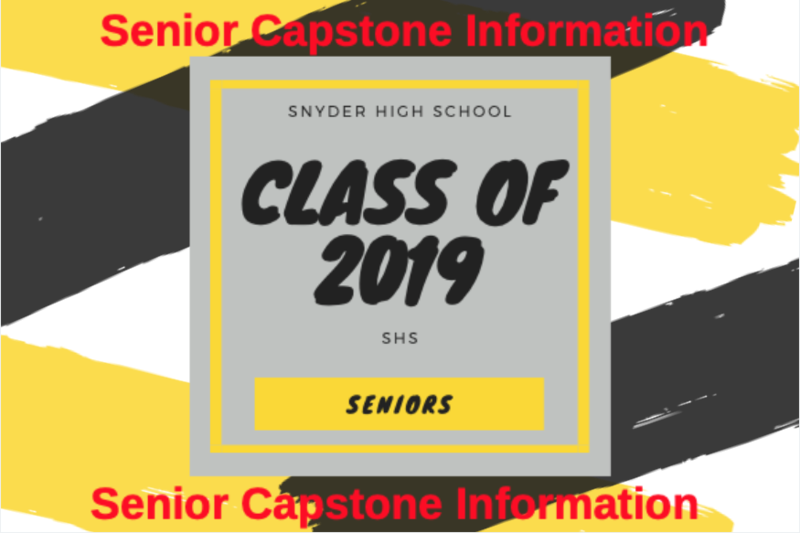 2019 Senior Capstone Underway Featured Photo